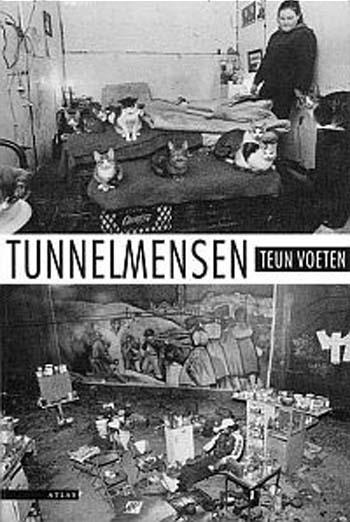 Journalism Books Tunnel People Teun Voeten