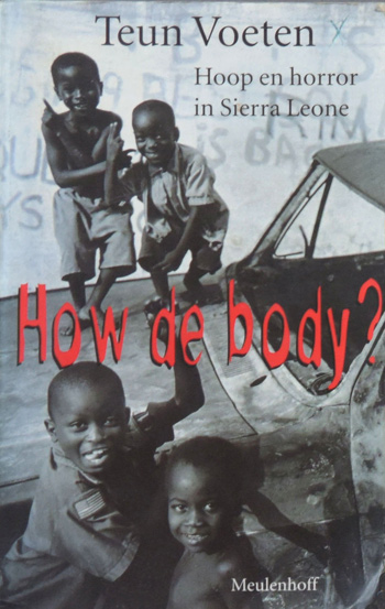 how the body teun voeten