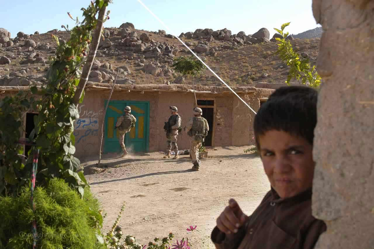 afghanistan-post war conflict photo