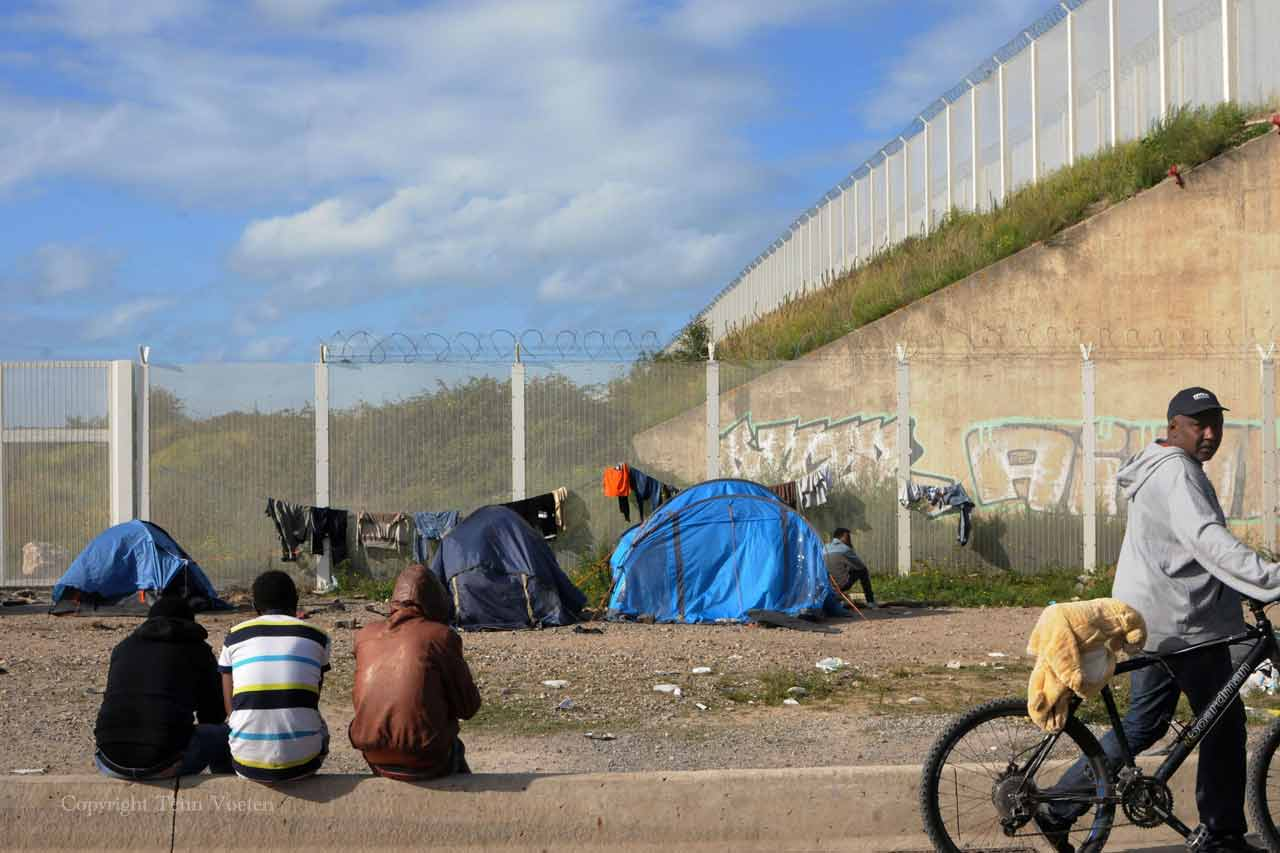 calais photo documentary