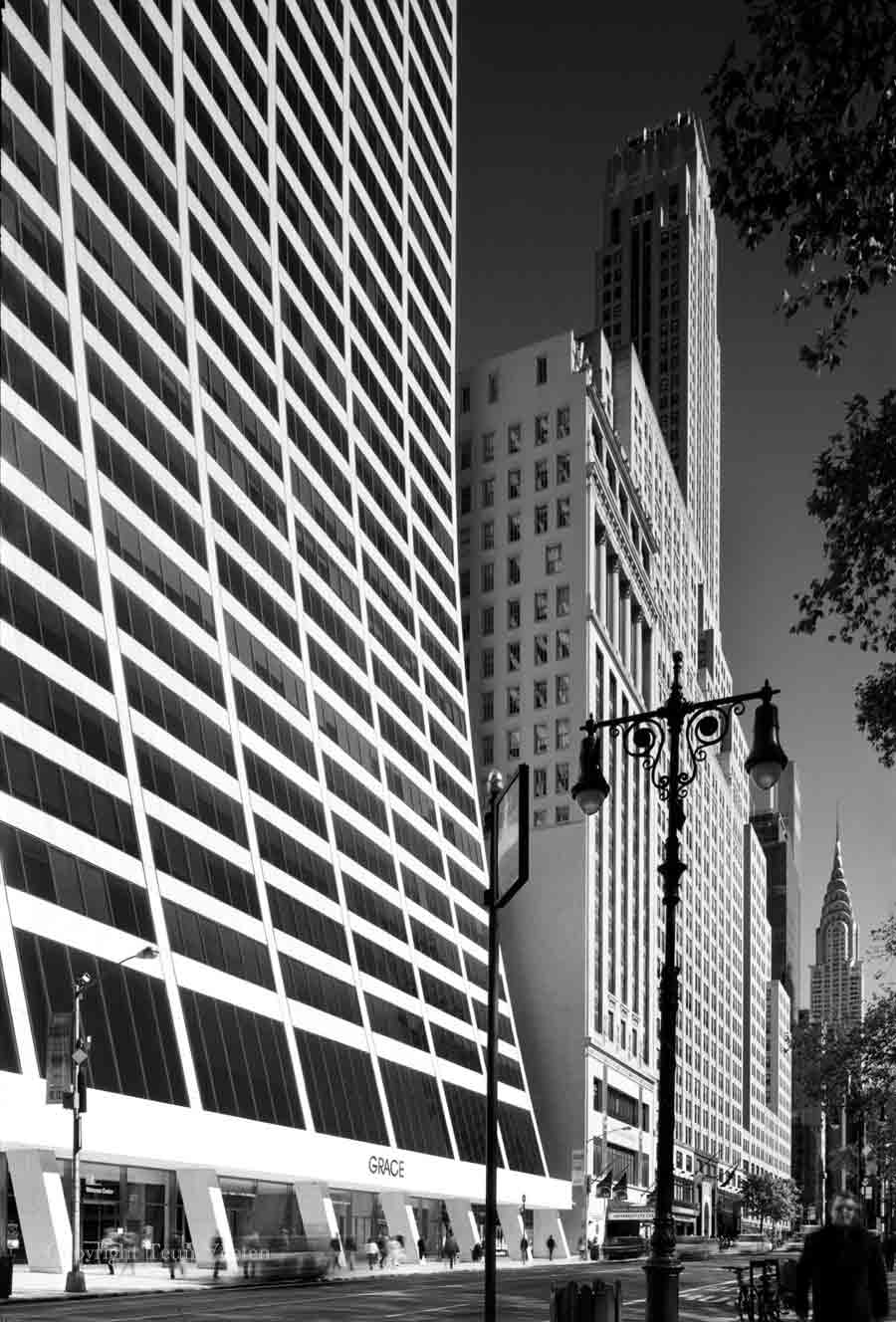 architecture new york